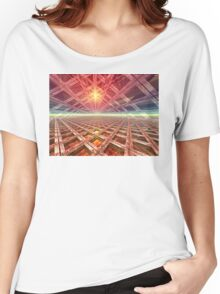 Space Portal To The Stars Women's Relaxed Fit T-Shirt