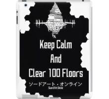 Sword Art Online 100 Floors iPad Case/Skin