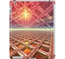 Space Portal To The Stars iPad Case/Skin