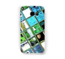 Crazy Colorful T. Samsung Galaxy Case/Skin