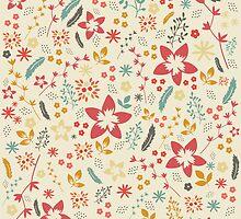 Summer Flowers by KarinBijlsma