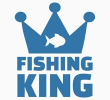 Fishing king by Designzz