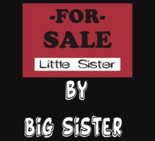 For Sale Little Sister  By Big Sister by incetelso