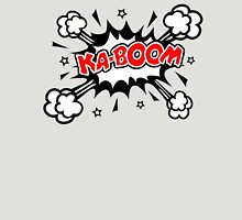COMIC KA-BOOM, Speech Bubble, Comic Book Explosion, Cartoon Unisex T-Shirt