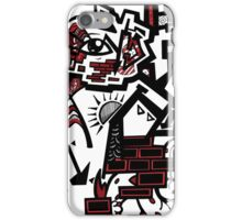 Eye-Phone Case White iPhone Case/Skin