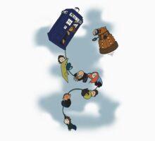 Doctor Who Tardis Ride by rickorange