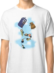 Doctor Who Tardis Ride Classic T-Shirt