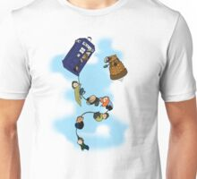 Doctor Who Tardis Ride Unisex T-Shirt