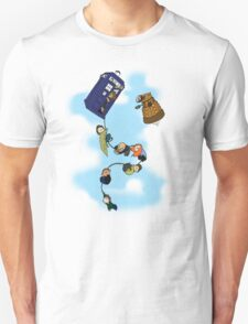 Doctor Who Tardis Ride T-Shirt