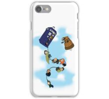 Doctor Who Tardis Ride iPhone Case/Skin