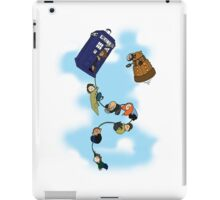Doctor Who Tardis Ride iPad Case/Skin