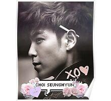 T.O.P Bigbang  Poster