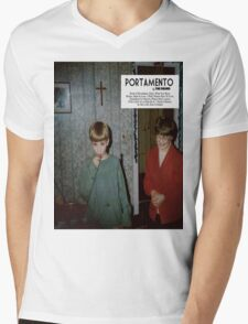 Portamento album cover Mens V-Neck T-Shirt