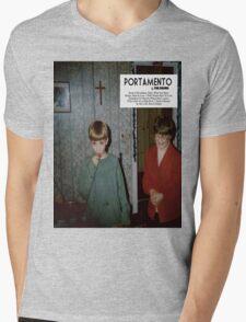 Portamento album cover Mens V-Neck T-Shirt