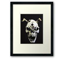 Skull 3 Framed Print