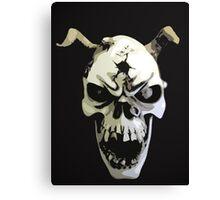 Skull 3 Canvas Print