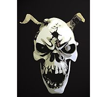 Skull 3 Photographic Print