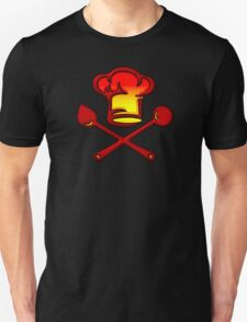 Chef Cook, Hat, Cooking, Kitchen, Hotel, Restaurant T-Shirt