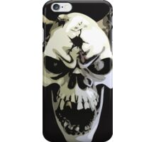 Skull 3 iPhone Case/Skin