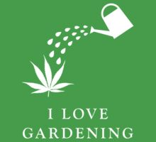 I love gardening by Stock Image Folio