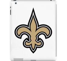 new orleans saints iPad Case/Skin