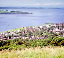 The view from the Brae by Emmasbits