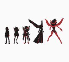 Senketsu Evolution by Prander84