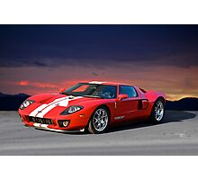 2001 Ford GT Photographic Print