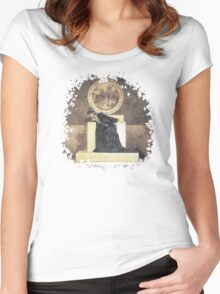 The Memory of Trees Women's Fitted Scoop T-Shirt