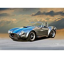 1966 Shelby 'Coiled' Cobra Photographic Print