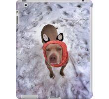 Just a Little Murphyfox iPad Case/Skin