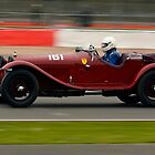 1930 Alfa Romeo 8C by Paul Woloschuk