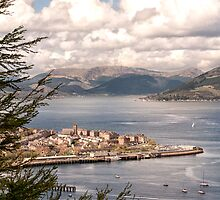 View over Gourock by Glaspark