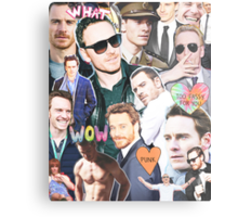 too fassy for you Metal Print