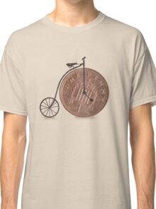 Penny Farthing Classic T-Shirt