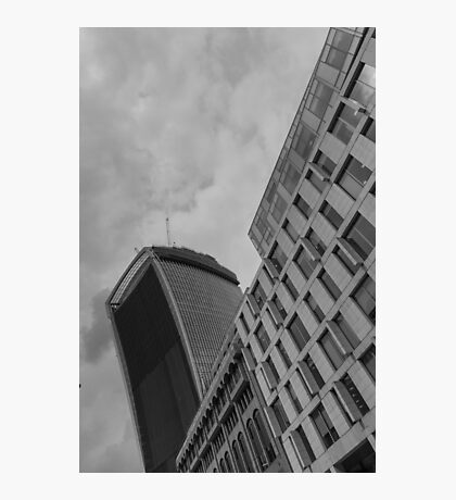 Walkie Talkie London Photographic Print