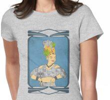 Carmen Miranda Womens Fitted T-Shirt