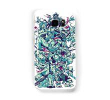 Nuclear Zombie Ninja Turtles Samsung Galaxy Case/Skin