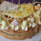 Easter cake. by Livvy Young