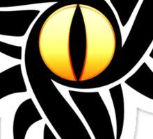 DRAGON EYE, Magic, Mystical, Fantasy Sticker