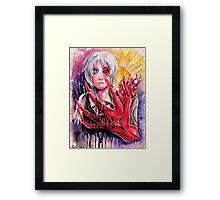 DGM Allen Framed Print