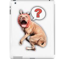 Murphyfox Say What? iPad Case/Skin