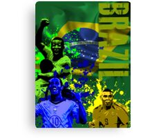 Samba Legends Canvas Print