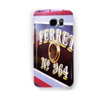 Ferret Boat Photograph Case Samsung Galaxy Case/Skin