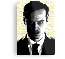 Moriarty Was Real Metal Print