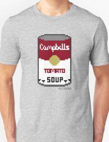 8-Bit Soup Can T-Shirt