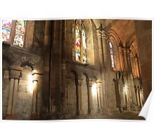 Dunfermline Abbey Poster