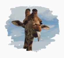 I Am Giraffe - Silly Giraffe by heartcentered