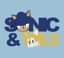Sonic & Tails by sonicfan114