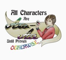 All Characters Are Aro-Ace Until Proven Otherwise 01 by Christina De Ville